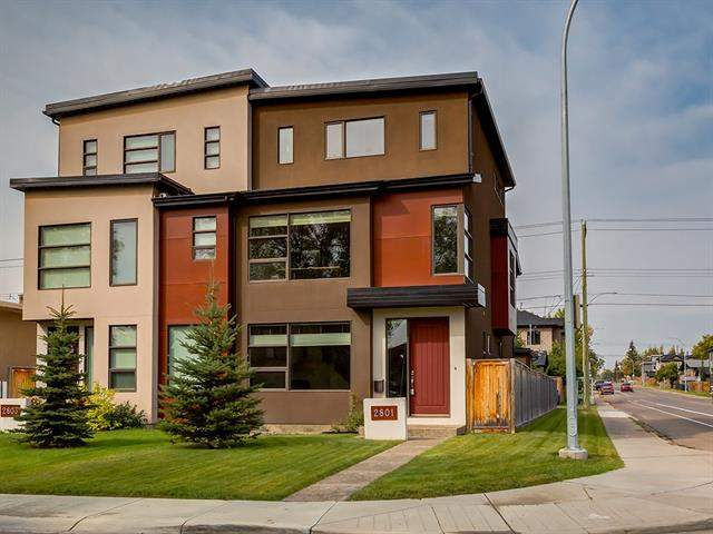 2801 26 ST Sw, Calgary  Glengarry homes for sale