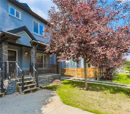 #1 1925 32 ST Sw, Calgary  Glengarry homes for sale