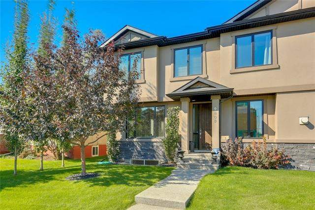 2803 25a ST Sw in Killarney/Glengarry Calgary MLS® #C4204334
