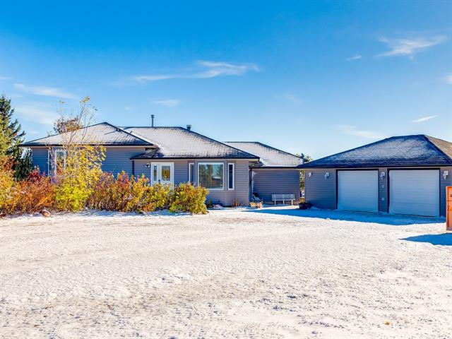 243202 Range Road 281 in None Rural Rocky View County MLS® #C4204339