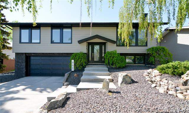 907 Cannell RD Sw, Calgary  Canyon Meadows Estates homes for sale