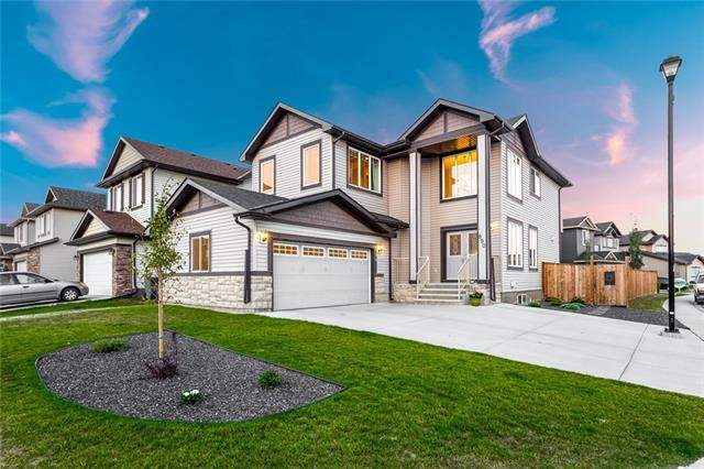 890 Canoe Gr, Airdrie  Canals homes for sale