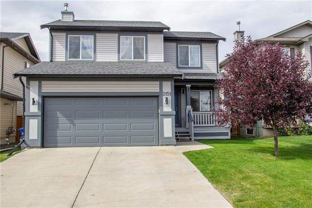 2151 Luxstone Bv Sw in Luxstone Airdrie MLS® #C4204686