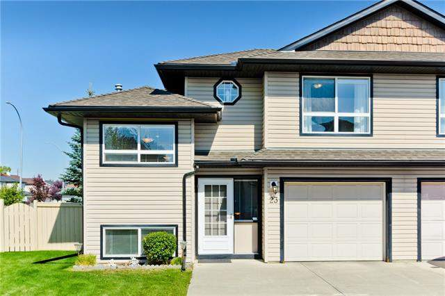 #23 103 Fairways DR Nw, Airdrie  Fairways homes for sale