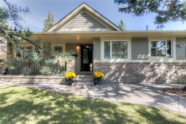 1310 Hamilton ST Nw, Calgary St Andrews Heights real estate, Detached St Andrews Heights homes for sale