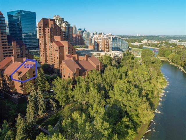 #500j 500 Eau Claire AV Sw, Calgary  East Village homes for sale