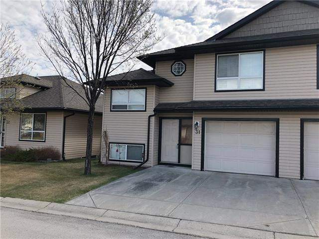 #31 103 Fairways DR Nw, Airdrie, Fairways real estate, Attached Fairways homes for sale