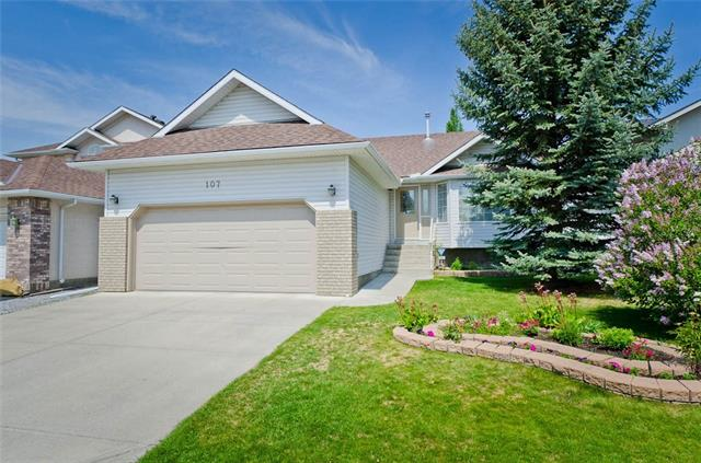 107 Sierra Madre CR Sw, Calgary, Signal Hill real estate, Detached Sienna Hill homes for sale
