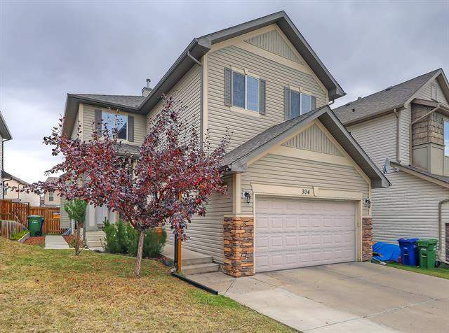 304 Morningside CR Sw, Airdrie, Morningside real estate, Detached Morningside homes for sale