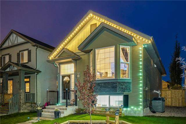 281 Silverado WY Sw, Calgary  Silverado homes for sale