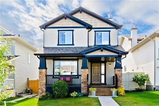 MLS® #C4205761 529 Morningside Pa Sw T4B 3M6 Airdrie