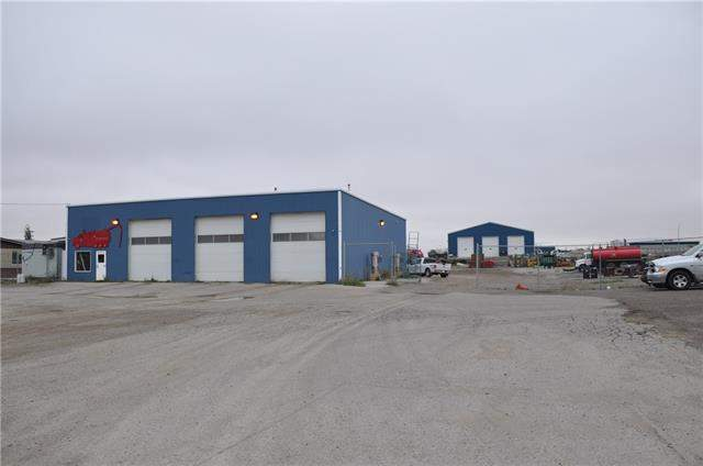 414 21 ST Se in Highway Industrial Park High River High River MLS® #C4206095