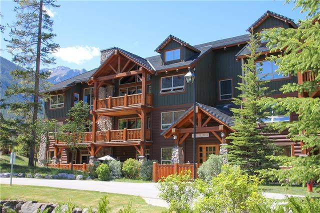 #114 104 Armstrong Pl, Canmore  Three Sisters homes for sale