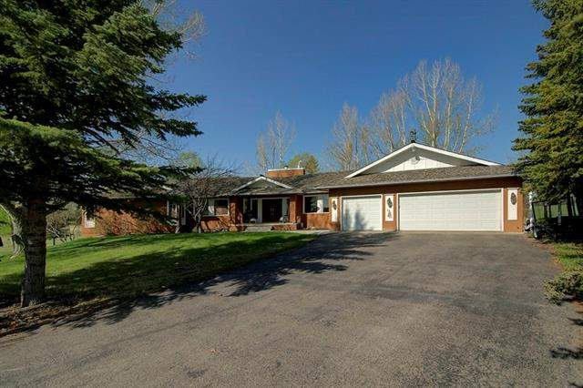 6 Pinetree DR Sw, Rural Rocky View County Pinebrook Estates real estate, Detached Pinebrook Estates homes for sale