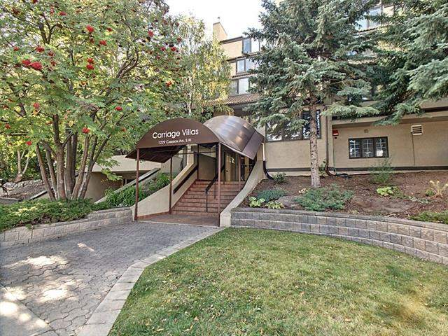 #501 1229 Cameron AV Sw, Calgary  Lower Mount Royal homes for sale