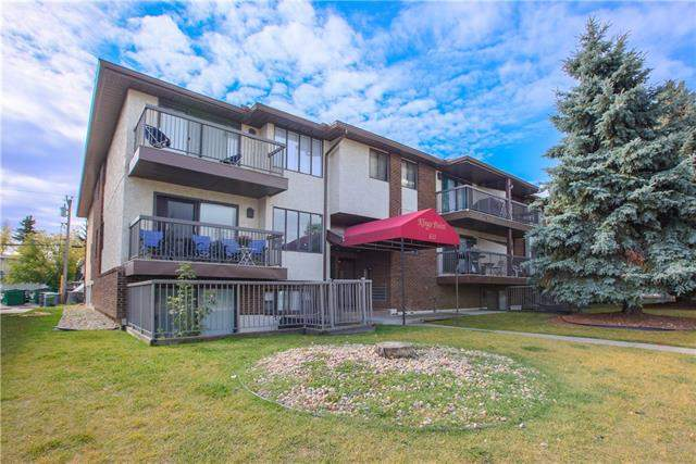 #203 611 67 AV Sw, Calgary Kingsland real estate, Apartment Kingsland homes for sale
