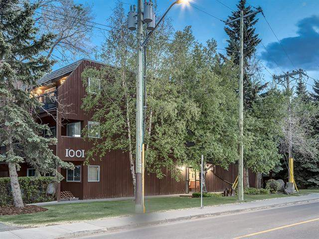 #102 1001 68 AV Sw, Calgary Kelvin Grove real estate, Apartment Kelvin Grove homes for sale