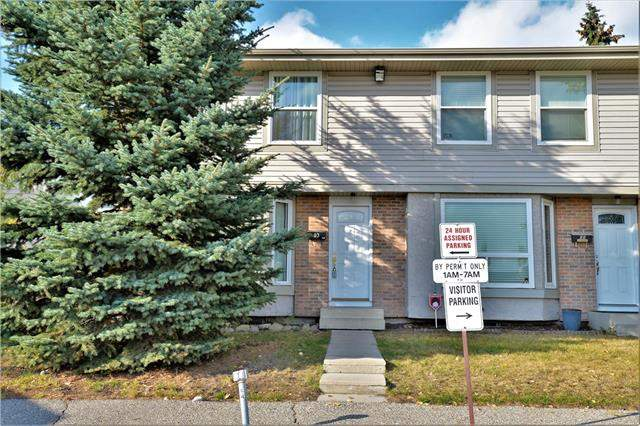 #93 123 Queensland DR Se in Queensland Calgary MLS® #C4208075