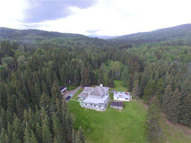 233107 Wintergreen Rd, Bragg Creek  Bragg Creek homes for sale