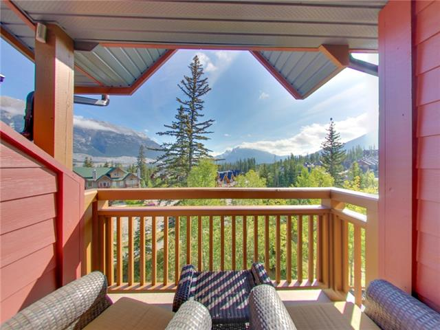 #221 80 Dyrgas Ga, Canmore, Three Sisters real estate, Apartment Three Sisters homes for sale