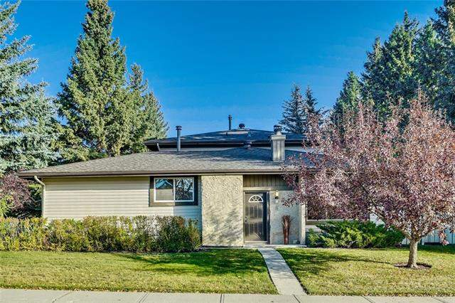 #40 310 Brookmere RD Sw, Calgary, Braeside real estate, Attached Braeside Estates homes for sale