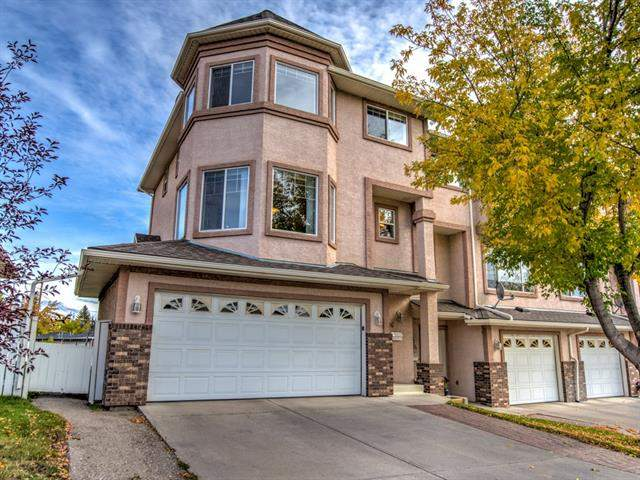 86 Holmwood AV Nw, Calgary Highwood real estate, Attached Highwood homes for sale