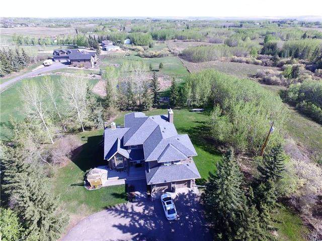 25204 Burma Rd in Bearspaw_Calg Rural Rocky View County MLS® #C4208778