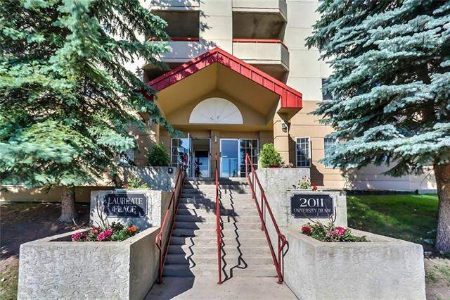 #105 2011 University DR Nw, Calgary University Heights real estate, Apartment University District homes for sale