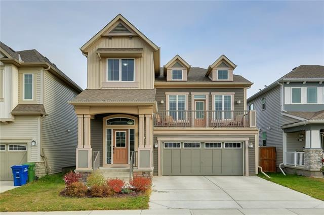 615 Windbrook Ht Sw in Windsong Airdrie MLS® #C4208812