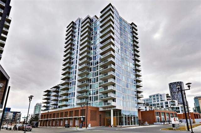 #502 519 Riverfront AV Se, Calgary, Downtown East Village real estate, Apartment Downtown East Village homes for sale