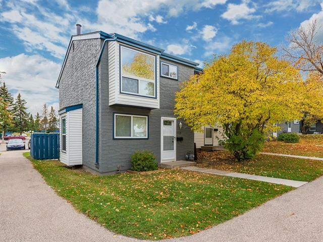#128 6440 4 ST Nw, Calgary Thorncliffe real estate, Attached Thorncliffe homes for sale