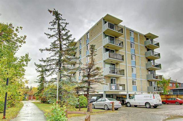 #410 2512 1 AV Nw, Calgary West Hillhurst real estate, Apartment West Hillhurst homes for sale