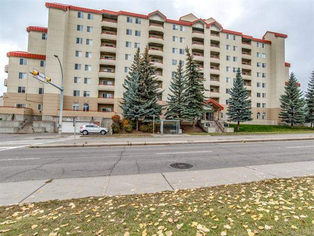 #605 2011 University DR Nw, Calgary University Heights real estate, Apartment University District homes for sale