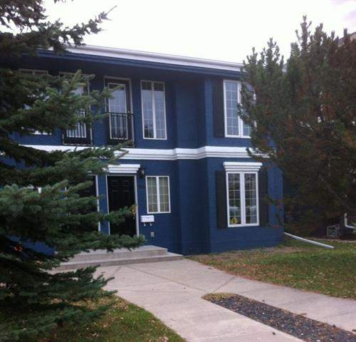 1916 13 ST Sw, Calgary, Upper Mount Royal real estate, Attached New Mount Royal homes for sale