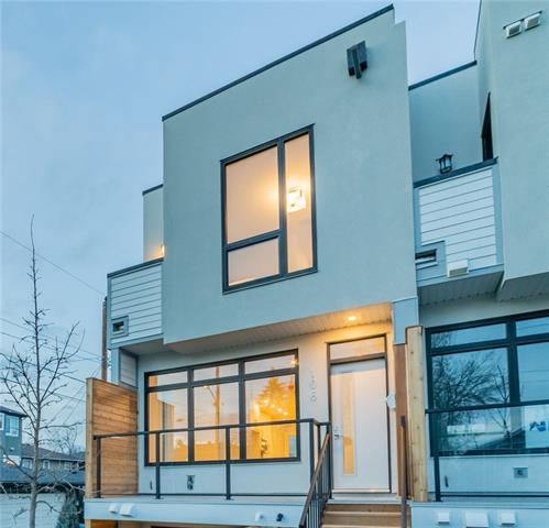 #106 1616 24 AV Nw, Calgary Capitol Hill real estate, Attached Capitol Hill homes for sale