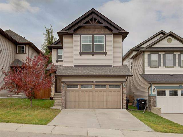 54 Sage Valley Mr Nw, Calgary Sage Hill real estate, Detached Sage Hill homes for sale