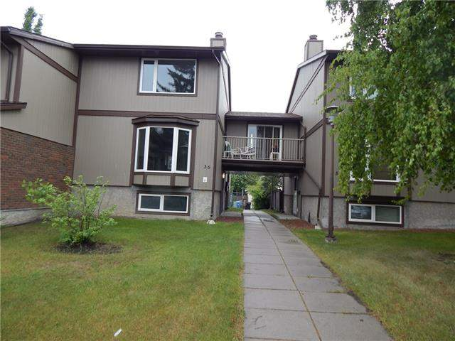 #36 6103 Madigan DR Ne, Calgary, Marlborough Park real estate, Attached Marlborough Park homes for sale