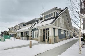 198 Silverado Plains Pa Sw, Calgary Silverado real estate, Attached Silverado homes for sale