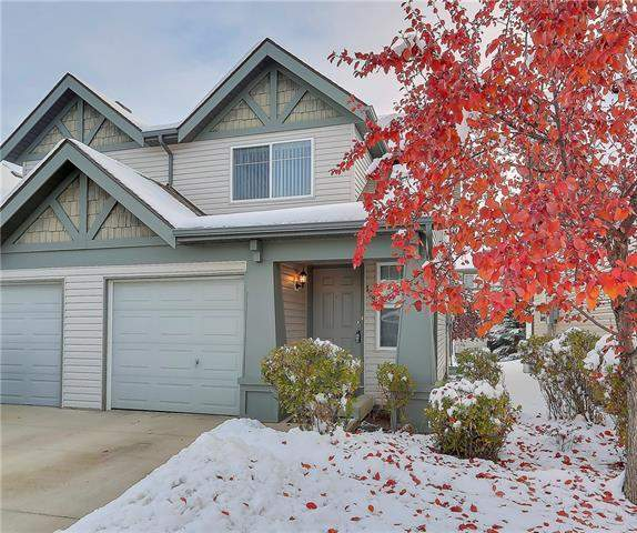 158 Everstone DR Sw, Calgary Evergreen real estate, Attached Evergreen Estates homes for sale
