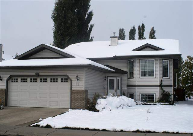 76 Aspen Creek Wy, Strathmore Aspen Creek real estate, Detached Aspen Creek homes for sale
