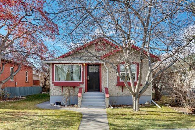 409 7a ST Ne, Calgary Bridgeland/Riverside real estate, Detached Bridgeland homes for sale