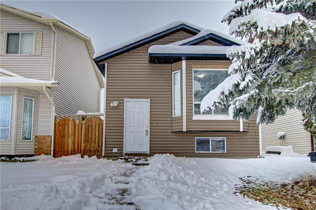 154 Martindale Bv Ne, Calgary Martindale real estate, Detached Martindale homes for sale