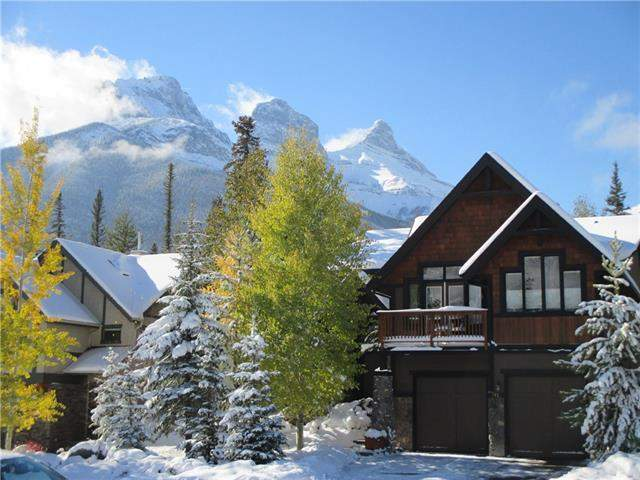 112 Casale, Canmore  Canmore homes for sale