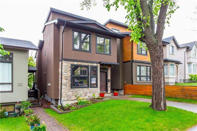 133 31 AV Nw, Calgary  Balmoral homes for sale
