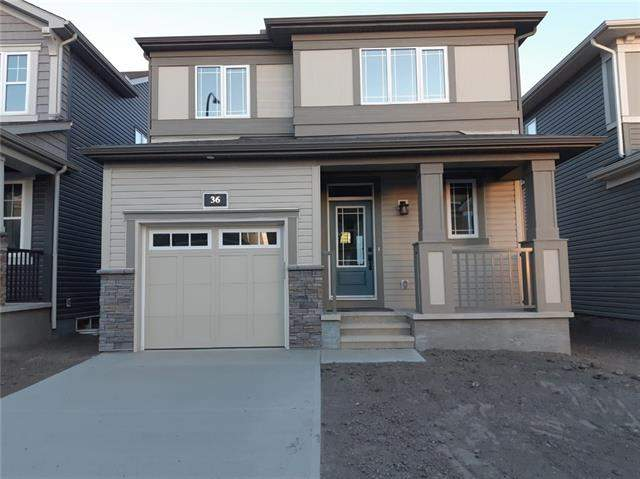 MLS® #C4210007 36 Carrington WY Nw T3P 0Z1 Calgary