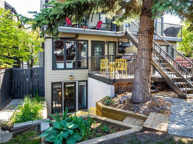 #1 467 12 ST Nw, Calgary  Kensington/Hillhurst homes for sale