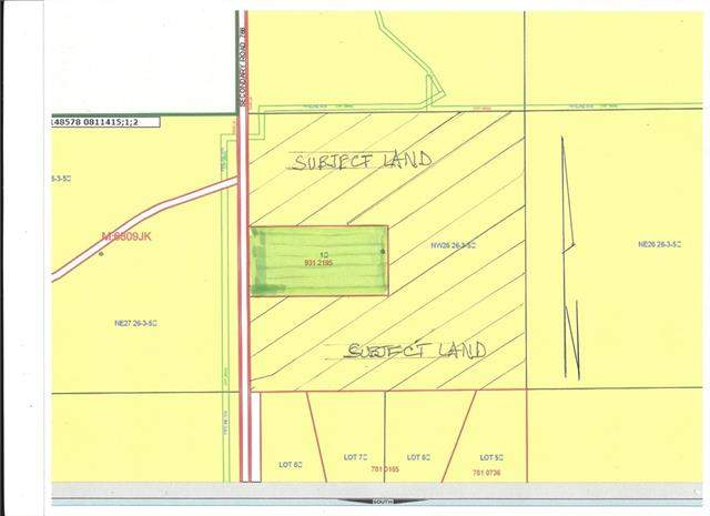 Lochend RD Nw, Rural Rocky View County Bearspaw_Calg real estate, Land Bearspaw homes for sale