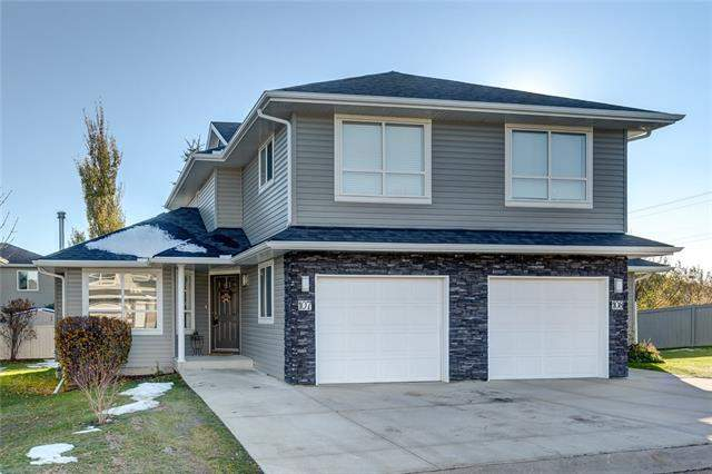 #107 55 Fairways DR Nw, Airdrie Fairways real estate, Attached Fairways homes for sale