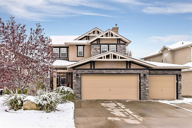 202 Crystal Shores Dr in Crystal Shores Okotoks MLS® #C4210357