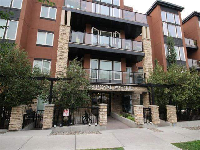 MLS® #C4210537® #301 836 Royal AV Sw in Lower Mount Royal Calgary Alberta